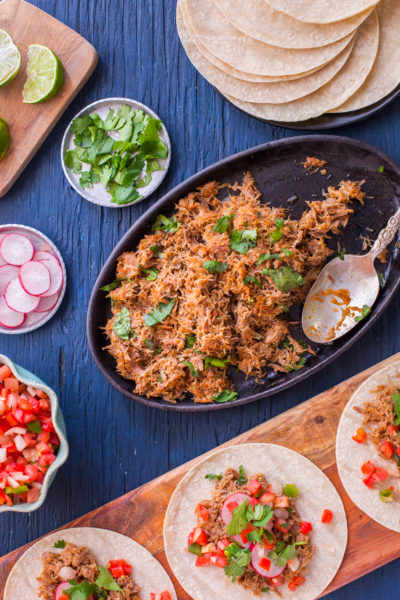 Healthy Carnitas Recipe for the Instant Pot