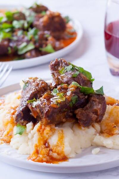 Pressure Cooker Short Ribs in Under an Hour