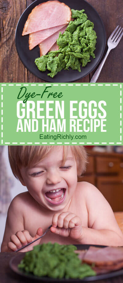 Green Eggs and Ham Recipe