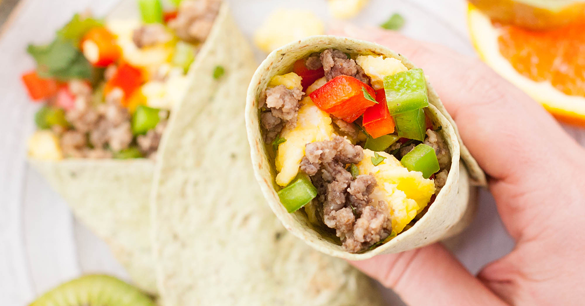 Best Foods To Add To Burritos