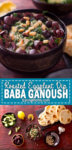 baba ganoush pin