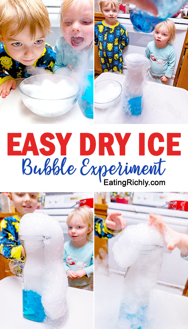 Dry Ice Experiments