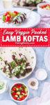 ground lamb kofta recipe