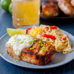 Grilled pork chop recipes