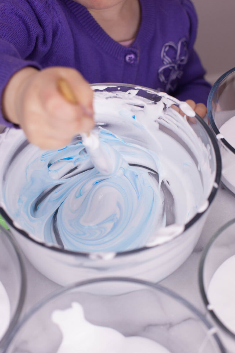 Fluffy Slime Recipe Without Borax - Its So Fluffy-5333
