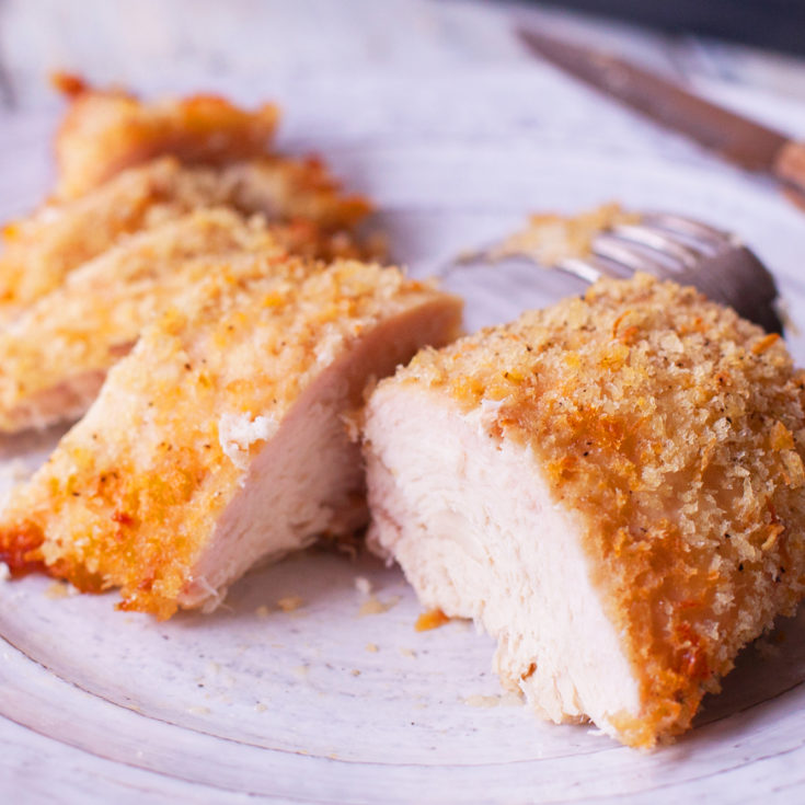 Low Carb Baked Chicken