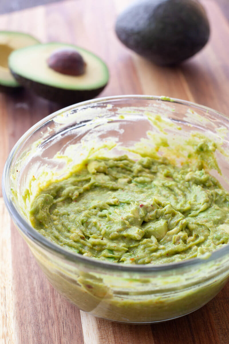 Guacamole and Avocados