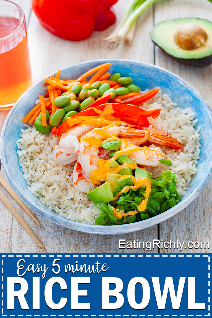 rice bowl recipes pin