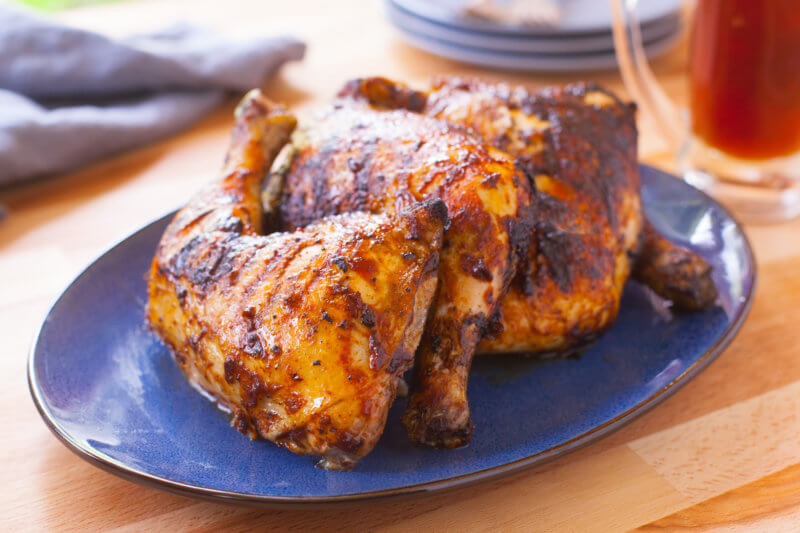 BBQ Chicken Leg Pieces