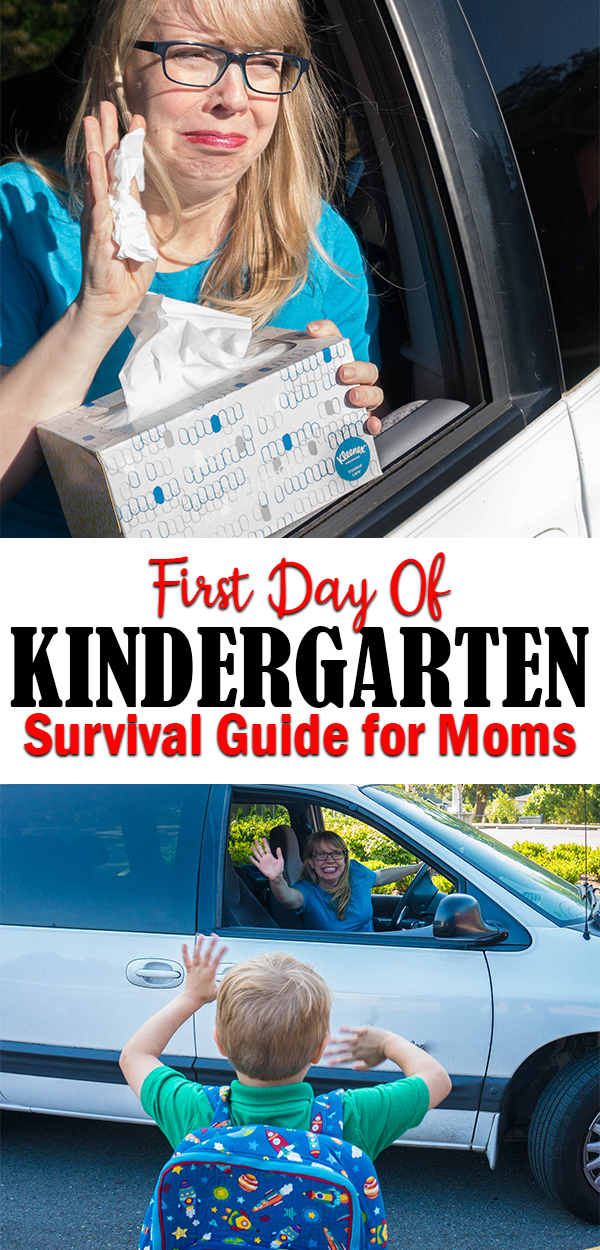 Kindergarten Prep Drop Off