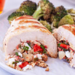 Keto Stuffed Chicken Recipe