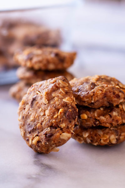 No Bake Lactation Cookies Dairy Free and Gluten Free
