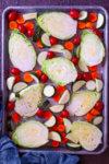 Cabbage Recipe Sheet Pan Dinner