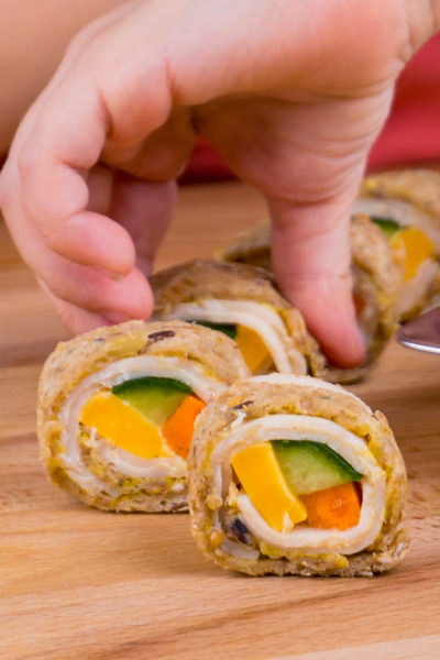 Horizon Organic Sandwich Sushi Roll Kids Will Love for Lunch