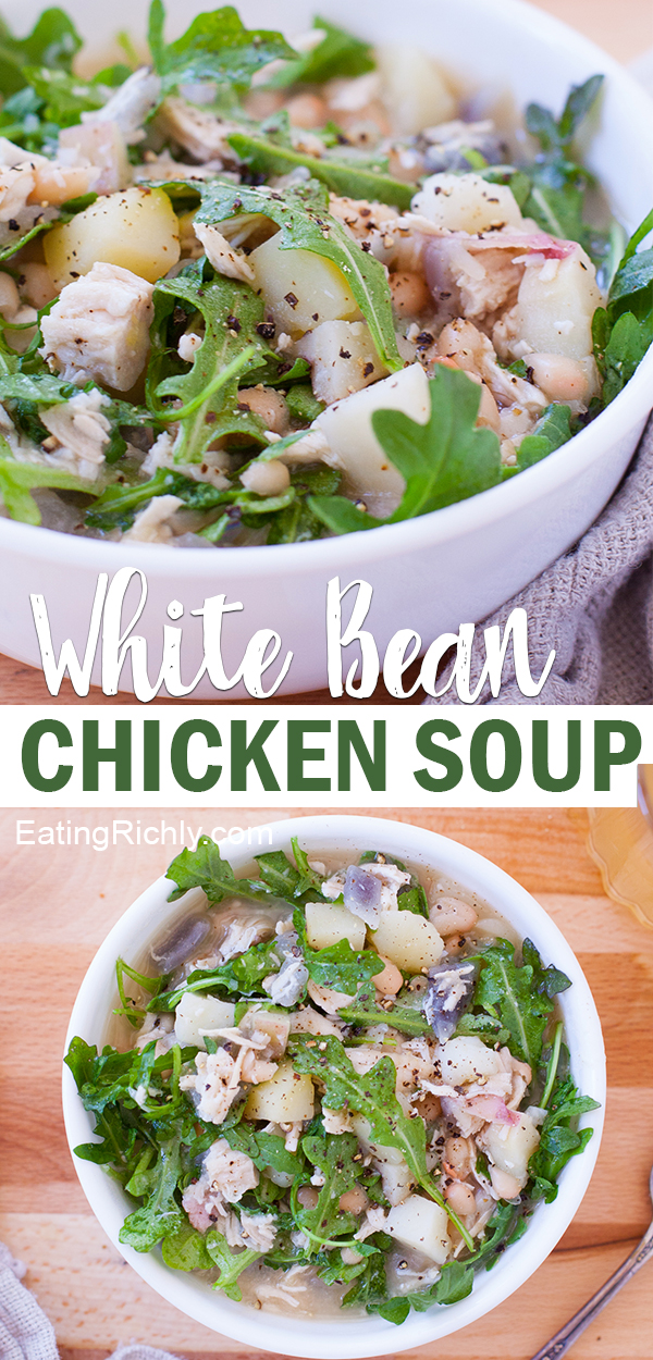 White Bean Chicken Soup Recipe