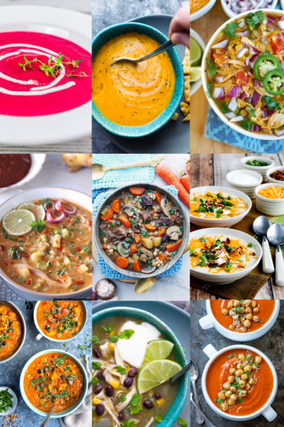 Instant Pot Soup Recipes Your Family Can't Resist (100+ tested recipes!)