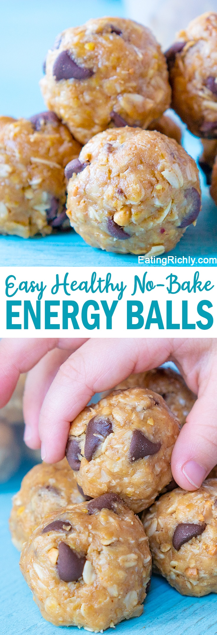 Energy Balls Bites