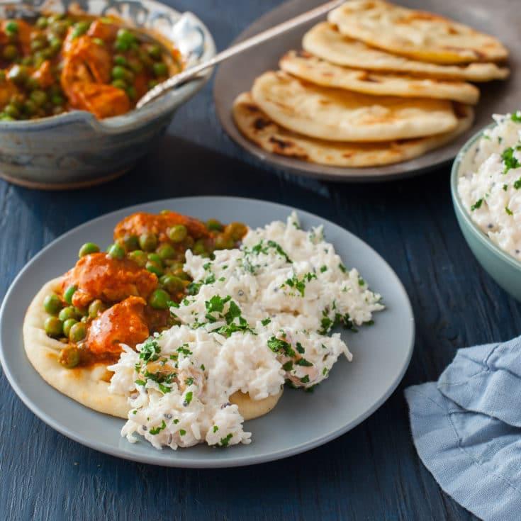 Curd Rice Indian Recipe