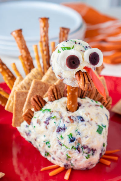 Turkey Cheese Ball Recipe