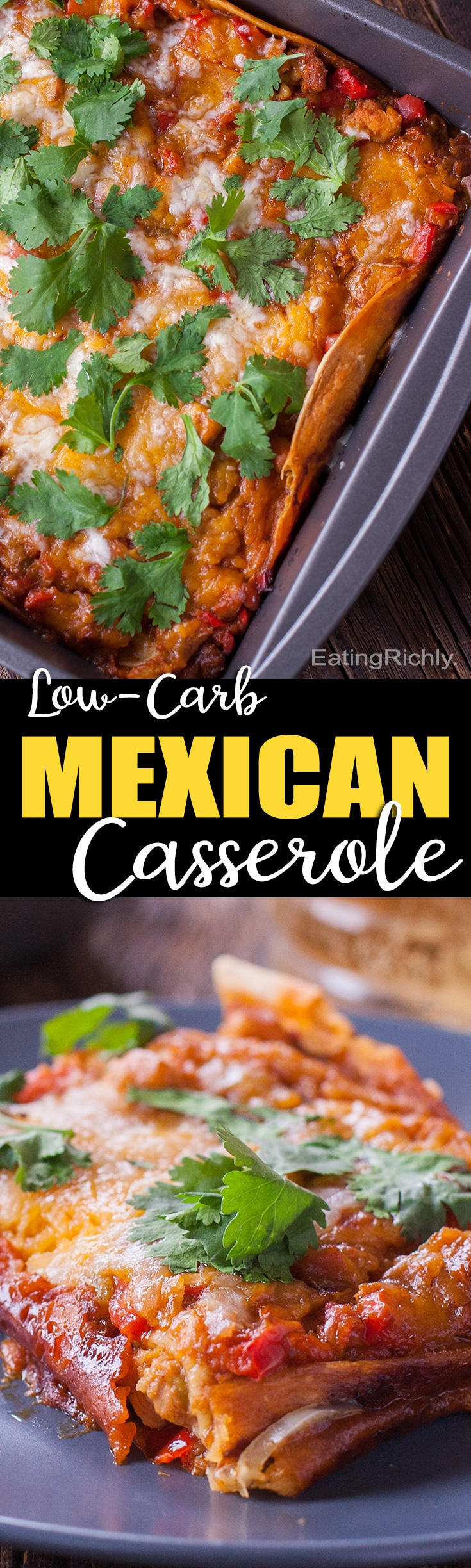 Mexican Casserole WW Recipe