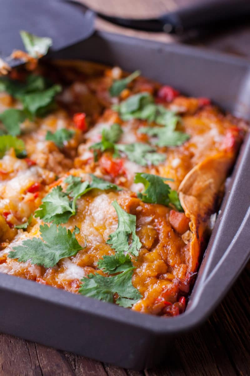 Easy Low Carb Mexican Casserole