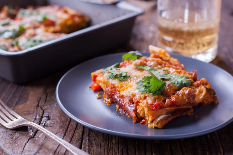 Low Carb Mexican Casserole Healthy