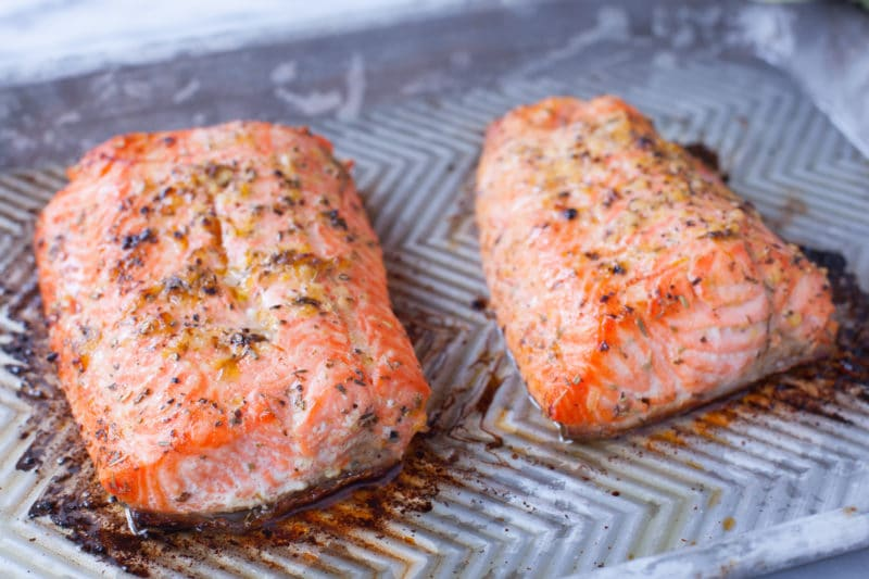 How to Make Lemon Pepper Salmon