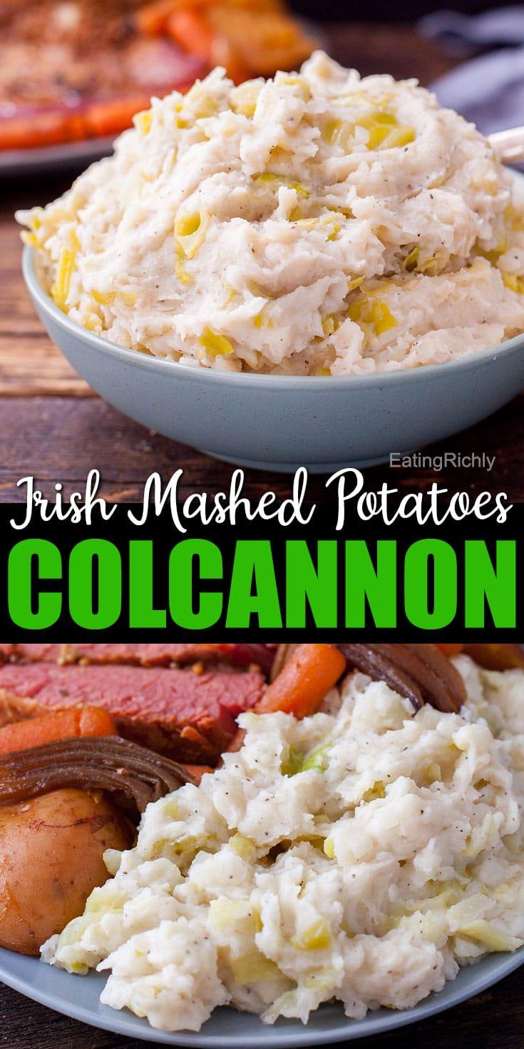 Colcannon Recipe