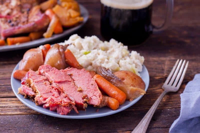 Easy St. Patrick's Day Dinner