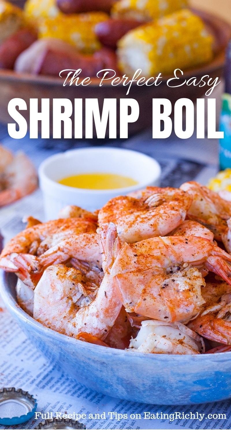 How to host a Shrimp Boil