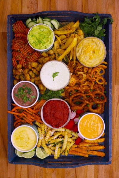 How to Make a French Fry Board