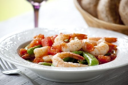 stewed tomato dish